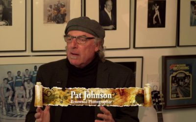 PAT JOHNSON AMAZING INTERVIEW ON HARMONICS TV PART 1