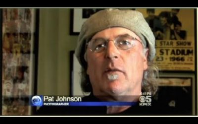 Pat Johnson on KPIX TV