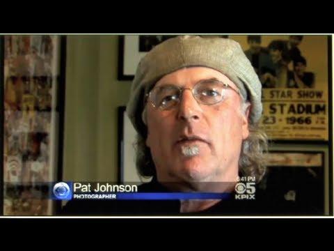Pat Johnson on KPIX TV