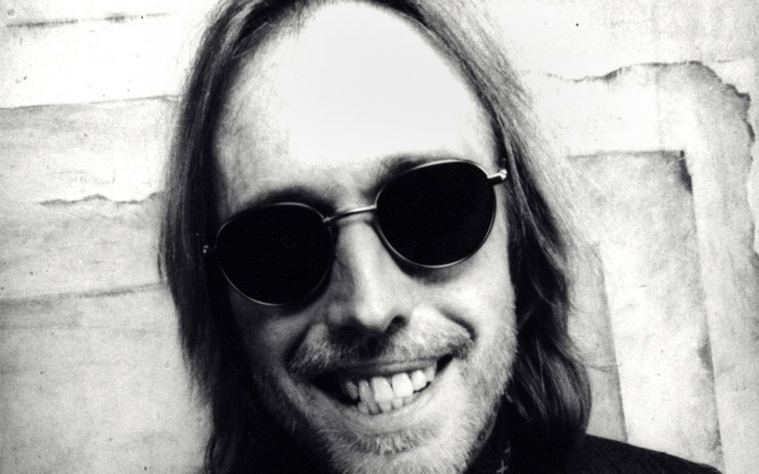"""Michael Heaton's Memorial to Tom Petty""-Cleveland Plain Dealer"